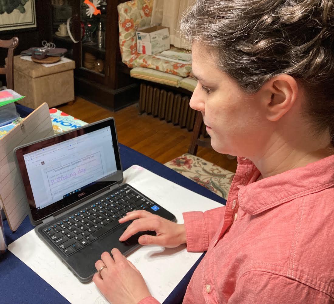 April Clisura, Pittsburgh Public Schools parent